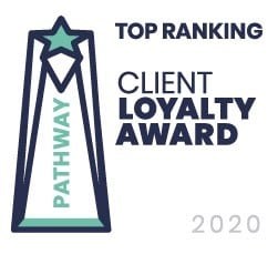 2020 Client Loyalty Award